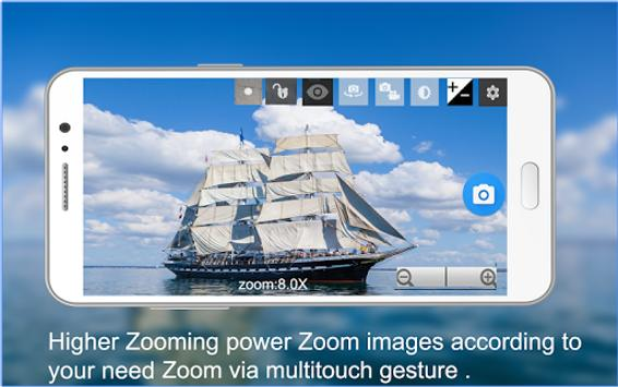 Full HD Camera DSLR pro poster
