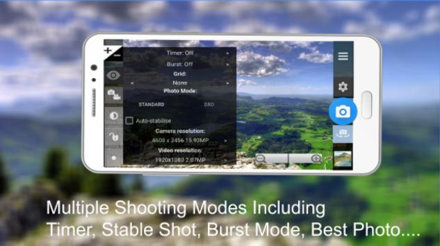 Full HD Camera DSLR pro screenshot 11
