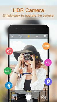 HD Camera - Quick Snap Photo & Video screenshot 1