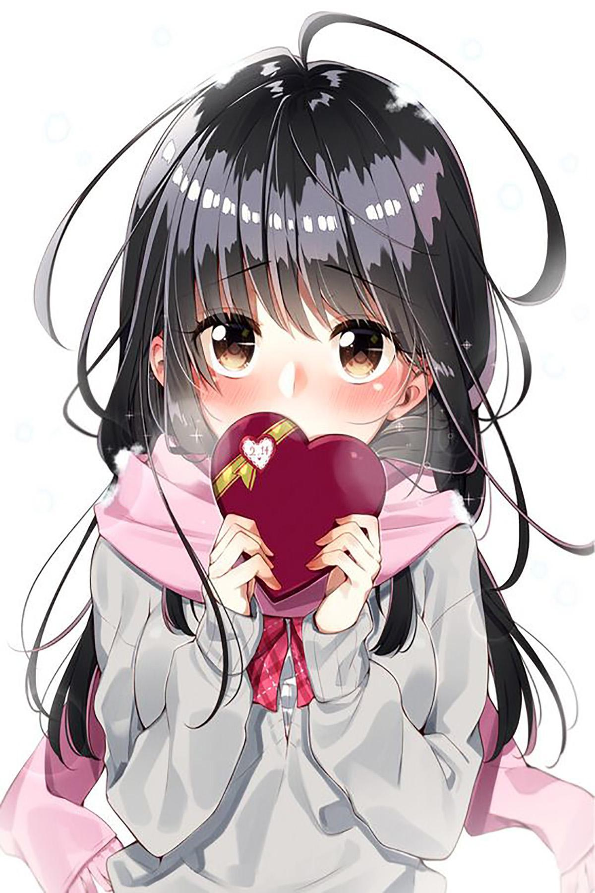 anime kawaii wallpaper - wallpapers for Android - APK Download