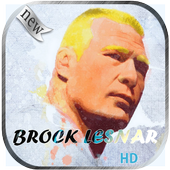 HD Wallpaper for brock lesnar Fans icon
