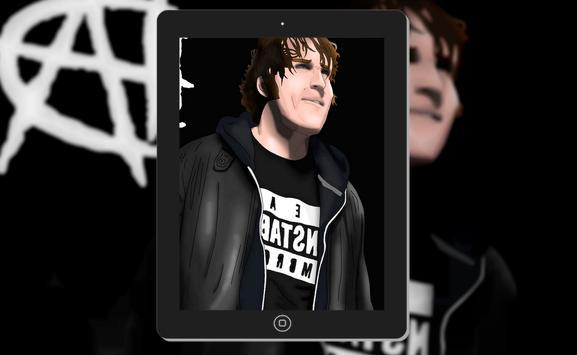 HD Wallpaper for Dean Ambrose fans apk screenshot