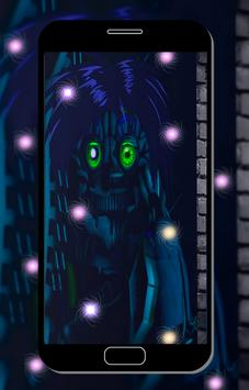 HD Wallpaper for Freddy's 6 Twisted fans screenshot 1