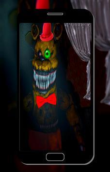 HD Wallpaper for Freddy's 6 Twisted fans screenshot 2