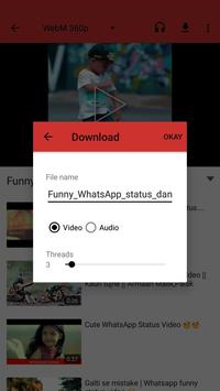 HD Movie Video Player captura de pantalla 4