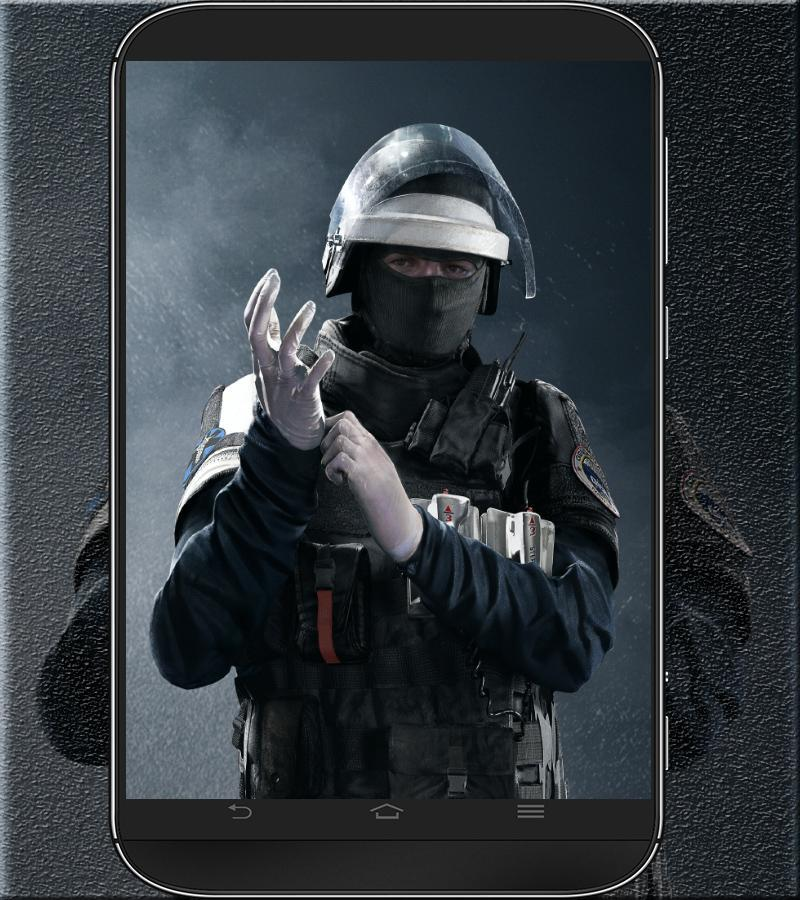 Rainbow Six Siege Wallpaper Tom Clancys Fans For Android