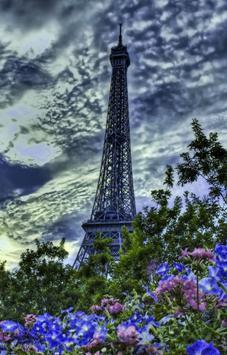 Paris Live Wallpaper HD apk screenshot