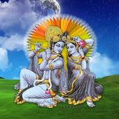 Radhe Krishna HD Wallpapers 2018 icon