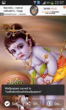 Radhe Krishna HD Wallpapers 2019 screenshot 3