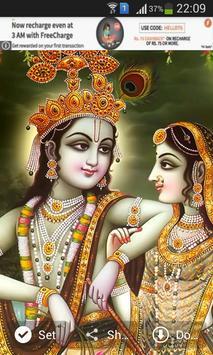 Radhe Krishna HD Wallpapers 2018 apk screenshot