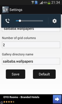 Sai Baba HD Wallpapers screenshot 6