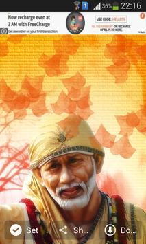 Sai Baba HD Wallpapers 2018 apk screenshot