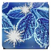 Winter Snowfall Wallpaper App icon
