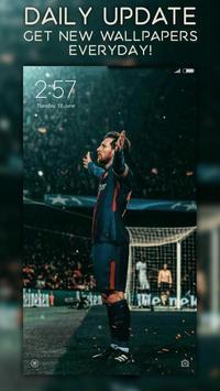 3 Schermata 🔥 Lionel Messi Wallpapers 4K | Full HD 😍