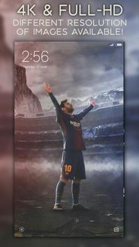 1 Schermata 🔥 Lionel Messi Wallpapers 4K | Full HD 😍