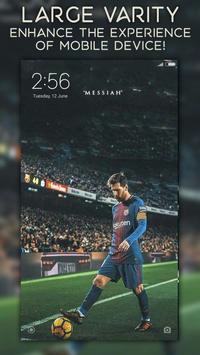 2 Schermata 🔥 Lionel Messi Wallpapers 4K | Full HD 😍