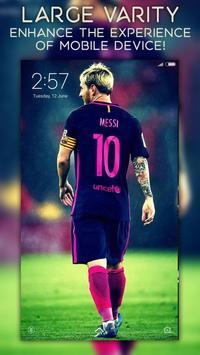 7 Schermata 🔥 Lionel Messi Wallpapers 4K | Full HD 😍
