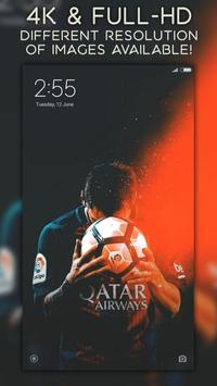 5 Schermata 🔥 Lionel Messi Wallpapers 4K | Full HD 😍