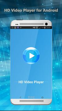 4K HD Video Player for Android poster