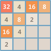 2048 Number Puzzle Games- Math Tricks Workout icon