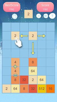 2048 Number Puzzle Games- Math Tricks Workout screenshot 17