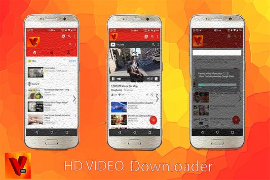 New  Video Downloader HD poster