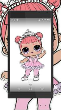 Lol Surprise Dolls Wallpaper apk screenshot