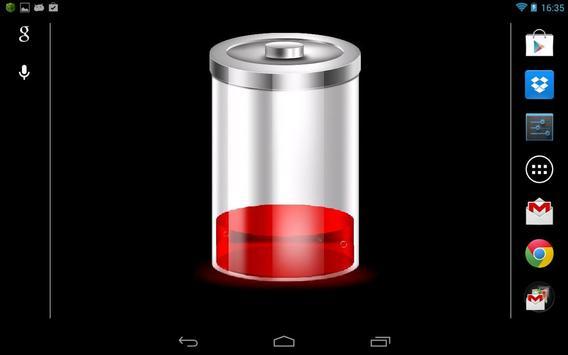 Battery wallpaper and widget screenshot 6