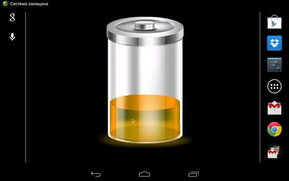 Battery wallpaper and widget screenshot 8