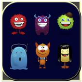 Create creature icon
