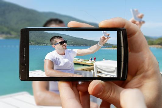 HD Camera for Selfie poster