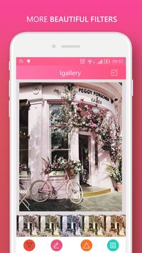 HD Gallery for iPhone8, Galaxy S8 apk screenshot