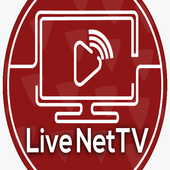 Live Net TV - Movies, Sports, News Channels icon