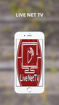 Live Net TV - Movies, Sports, News Channels poster