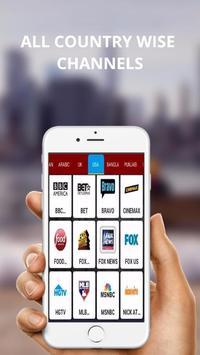 Live Net TV - Movies, Sports, News Channels screenshot 2