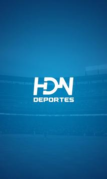 HDN Deportes Poster