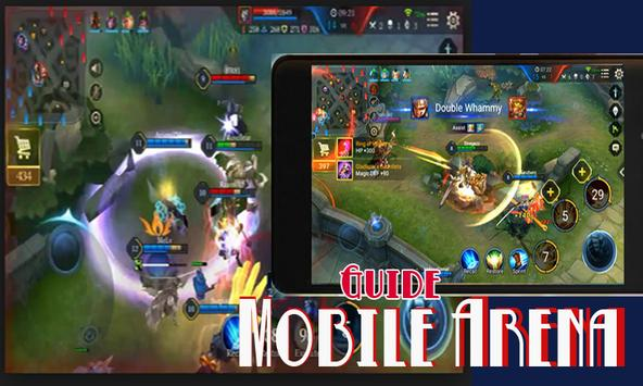 Guide of Mobile Legends Arena screenshot 1