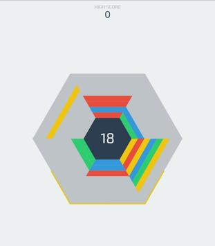 Hexagon Puzzle Game apk screenshot