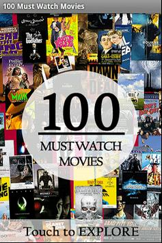 100 Must Watch Movie poster