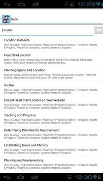 Head Start Resources screenshot 11