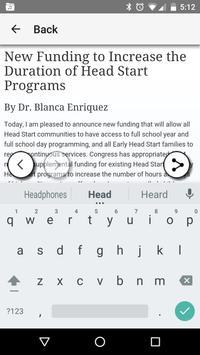 Head Start Resources screenshot 3
