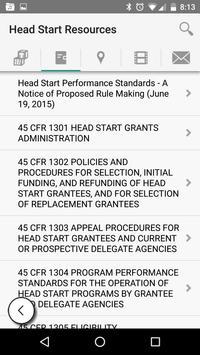 Head Start Resources screenshot 4
