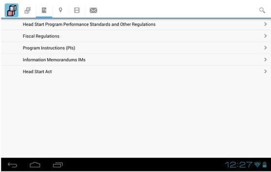 Head Start Resources screenshot 9