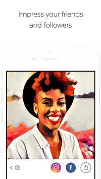 art filters for prisma app screenshot 4