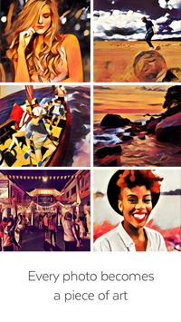 art filters for prisma app screenshot 8
