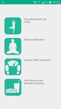 HealMe -Yoga,Meditation & More poster