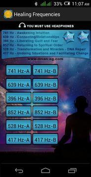 Healing Frequencies apk screenshot