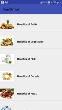 Health Tips screenshot 9