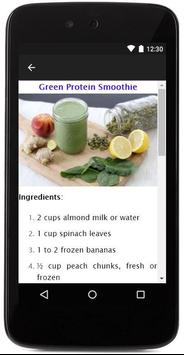 Healthy Diet Recipes screenshot 4