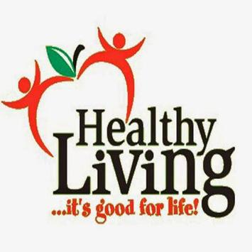 Healthy Living poster